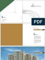 Akshar Estonia Brochure 10 X 10 in
