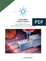 Agilent 5529A Laser Dynamic Calibrator - Presentation