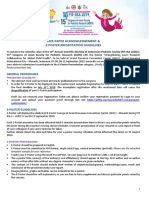 Free Paper Acknowledgement & E-Poster Presentation Guidelines