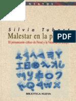 Tuber Silvia-El malestar en la palabra