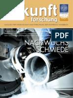 Zukunft Forschung 0210 - Das Forschungsmagazin der Universität Innsbruck