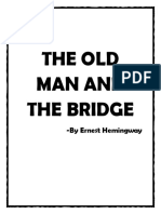 THE OLD MAN AND THE BRIDGE.docx