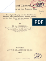 1918 Turks of Central Asia in history and at the present day by Czaplicka s.pdf