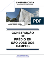 Construção de Prédio Em São José Dos Campos
