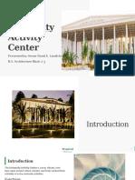 University Activity Center Renovation.pptx