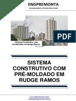 Sistema Construtivo Com Pré-Moldado Em Rudge Ramos