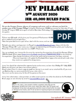 Pompey Pillage Pack 2020