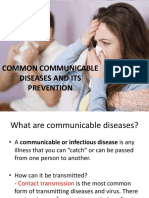 commoncommunicablediseasesanditsprevention