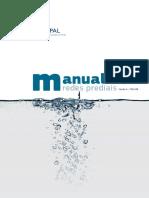 Manual de Redes Prediais 2011