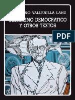 Vallenilla Lanz, Laureano - Cesarismo democratico y otros textos