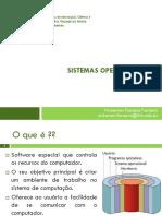 Aula 03 - Sistemas Operacionais
