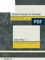How A Cancer Is Formed.pptx