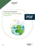1113 Lower Secondary Science Curriculum Framework 2018_v2_tcm143-498591