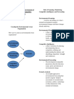 Analyzing the External Environment of the Firm.docx