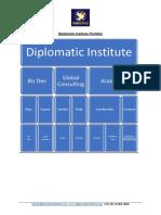 Diplomatic Institute - Portfolio 2020