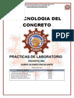 INFORME DE CONCRETO 3ER PARCIAL