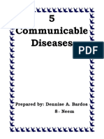 5 Communicable Diseases