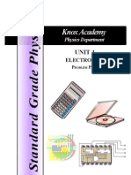 SG Electronics Revision Pack