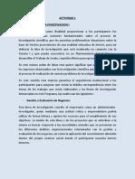 PRIMER TRABAJO DE METODOLOGIA I POSGRADO