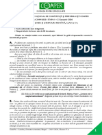 Subiect-Comper-Romana-EtapaI-2019-2020-clasaV