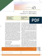 Abdomen Agudo Dr. Villalta 2009 b