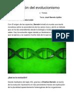 La evolución del evolucionismo.pdf