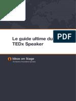 ideas on stage guide ultime tedx speaker fr