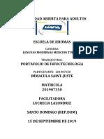 INFOTECNOLOGIA PORTAFOLIO Luc