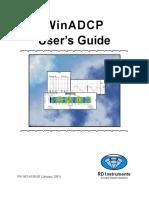 WinADCP User Guide