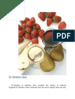 dr shelton diet plan