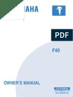 Yamaha F40 Owners Manual.pdf