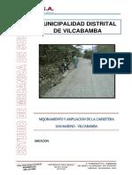INFORME GEOTECNICO PUENTE CARRETERA SAN MARINO - VILCABAMBA