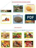 alimentos agrícolas que nos ayudan a evitar la anemia