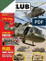 Airfix Club Magazine 21