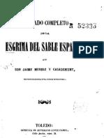 Tratado Completo de Esgrima de Sable