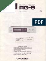 Pioneer RG9 Owners.pdf