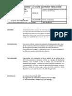 Informe de Mediciones Eléctricas - Centro Distribucion Petroautos