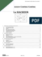 Intro Electro Puiss Et Hacheurs