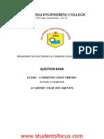 EC6402-Communication Theory_2013_regulation