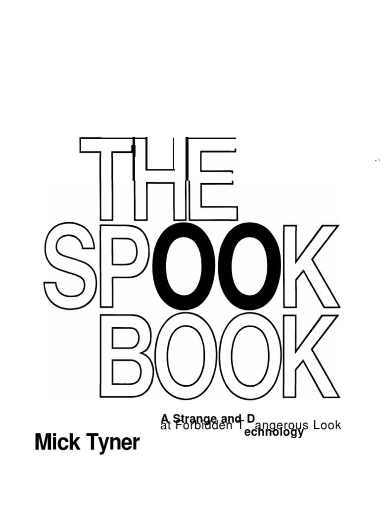 109289de37d Spook Book
