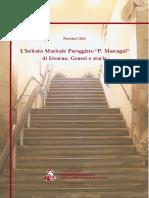 """L'Istituto Musicale Pareggiato """"P. Mascagni"""" di Livorno. Genesi e storia.pdf"""