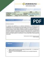 actividad 4 aplicación y análisis de la bateria meuropsicológica WISC-IV