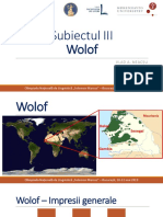 Wolof_Prezentare