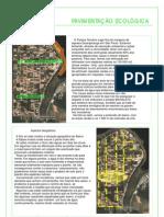 projeto de Pavimentação Ecológica