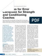 A process for error correction for strength and conditioning coaches.pdf