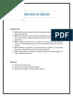 METODO DE WELGE actualizado