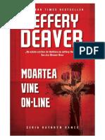 fileshare_Jeffery Deaver - Seria Kathryn Dance - vol.2 Moartea vine on-line.pdf