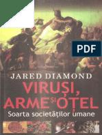 Jared Diamond - Virusi, arme si otel.pdf