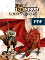 A Orbe do Dragão A Orbe do Dragão - Vila do RPG