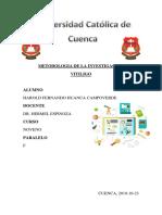 ETIOLOGIA Vitiligo Modificado
